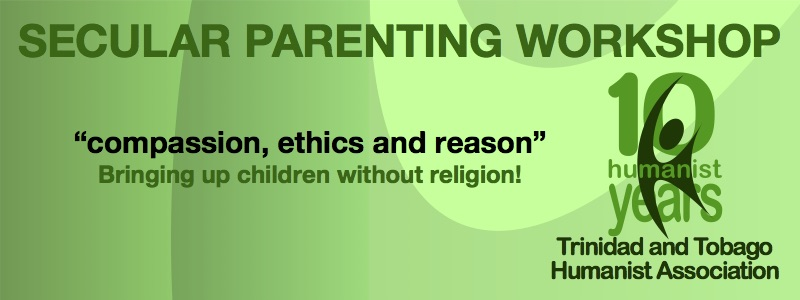 TT Humanist 10 Years • Secular Parenting Workshop